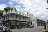 Port Louis Jummah Masjid, founded 1852 as Mosquée-des-Arabes