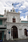 Main entrance - Port Louis Jummah Masjid