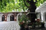 Courtyard of the Jummah Masjid (Friday Mosque), Port Louis