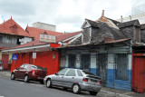 Old buildings of the Port Louis Chinatown