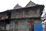 Atmospheric old house in Port Louis, Dr Sun Yat Sen Street