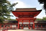 Kamomioya-jinja Shimogamo