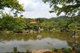 Kinkaku-ji, the Temple of the Golden Pavilion