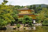 Kinkadu - the Golden Pavilion
