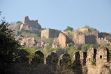 Golconda Fort, 8km west of Hyderabad, 16th Century