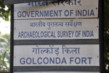 Archaeological Survey of India - Golconda Fort