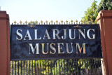 The Salarjung Museum is Hyderabad's most famous, but photography is forbidden