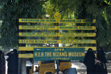 H.E.H. (His Exalted Highness) The Nizam's Museum, Hyderabad
