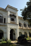 Purani Haveli Palace, now a museum and school