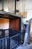 Manually operated lift, Purani Haveli
