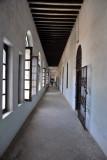 Hallway on the upper level of Purani Haveli Palace
