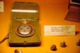 Enamel pocket watch inscribed Nad-e-Ali and Panjatan