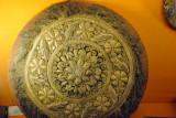 Toraposh embroidery in gold zardoshi work