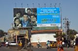 Nokia billboard in Telugu