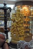 Beautiful sandalwood carvings, Kalanjali