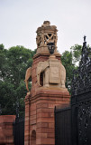 Presidential Palace Gate, New Delhi