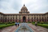 Government Ministries Building - North Block, New Delhi