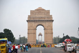 India Gate, built in 1931 as the All India War Memorial