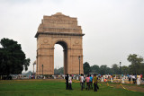 India Gate - 42m tall