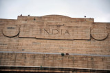 Inscription on the India Gate to the Dead of the Indian Armies who fell and are honoured