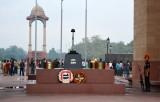 War Memorial beneath the India Gate