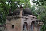The gateway at Qutub Minar