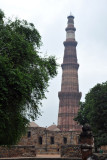 The Qutb Minar was inspired by the Minaret of Jam in Afghanistan