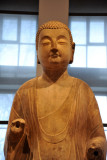 Amitabha Buddha, Lord of Western Paradise, Shanxi Province, ca 575-590 AD