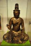 Miroku Bosatsu, early 13th C. Japan