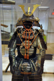 Suit of Japanese armor, ca 1800