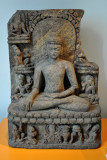 Seated Buddha, Orissa, India 10th-12th C.