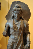Standing bodhisattva, Gandhara (Pakistan) 3rd C.