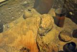 Predynastic Egyptian burial
