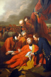 Detail of the Death of General Wolfe