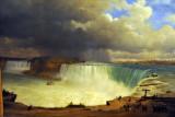 Table Rock, Niagara, Hippolyte Victor Valentin Sebron ca 1850