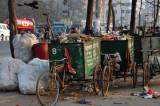 Dhaka's version of garbage trucks