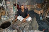 Blacksmith at work, Gulshan