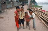 Boys in Dhaka - Gulshan Lake