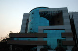 A new building in Gulshan