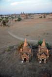 Low enough to read the signs - Bagan Monument #355 and 356