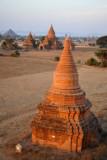 Stupa - Bagan Monument 434