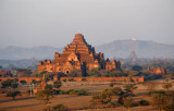 Dhammayangyi Temple from the air, Bagan