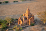 I'm sort of surprised that so many of Bagan's temples are surrounded by active farmland