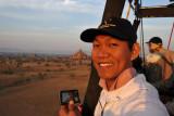 Dennis Over Bagan
