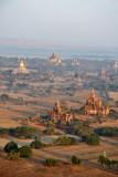Plain south of Old Bagan