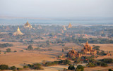 View northwest to Old Bagan
