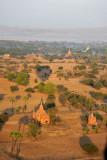 Balloon Shadow, Bagan