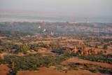 View northwest towards Myinkaba, Bagan