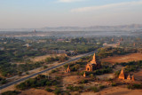The road from Pwasaw to New Bagan