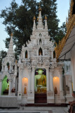 Shwedagon Paya at dusk